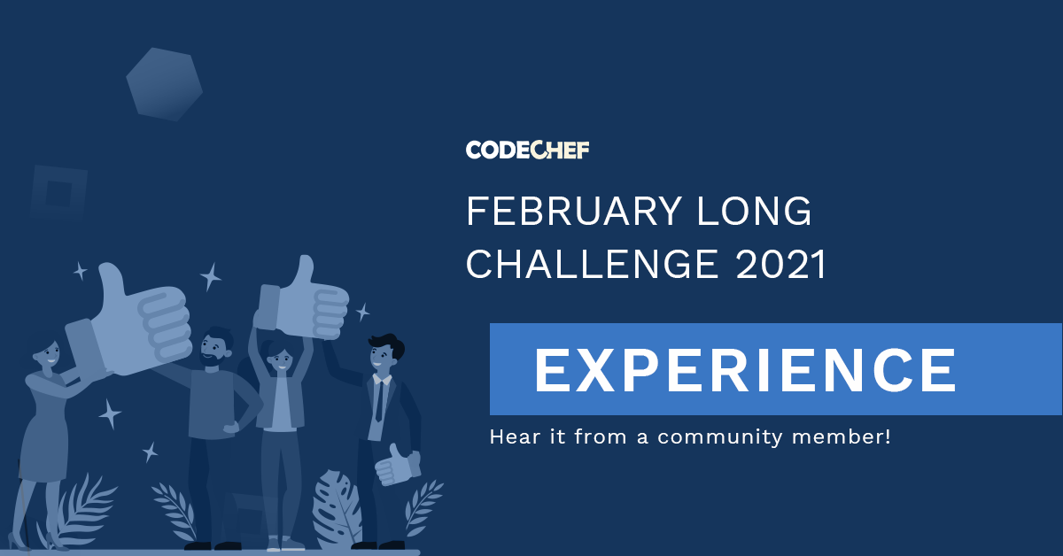 CodeChef 7-star User Sarthak Gupta (sg1729) On Why He Likes Long Challenges